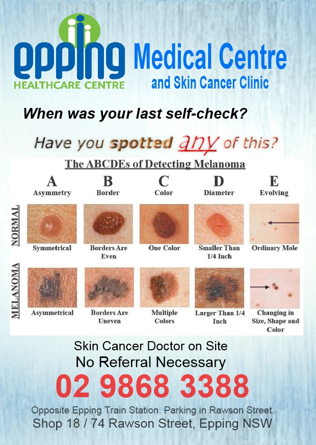 "Epping Healthcare We Care Family Medical Centre Skin Cancer Clinic Acupuncture Clinic Prp Injection ȯ´å›½è¯ Ō»ç""Ÿ Ɇ«ç™'中心 Ȩºæ‰€ Å°æ‰‹æœ¯ Skin Cancer Clinic"